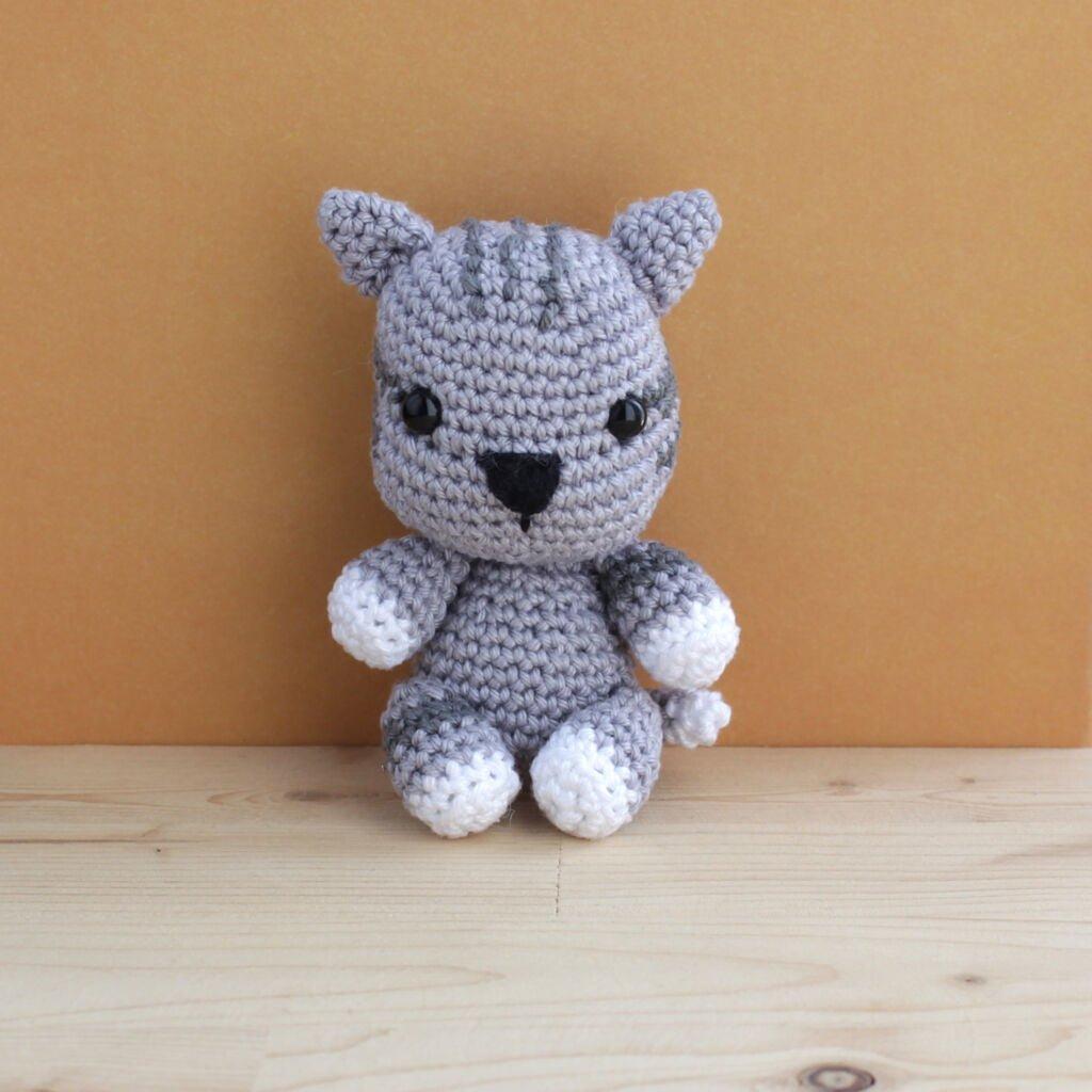 amigurumi crochet cat